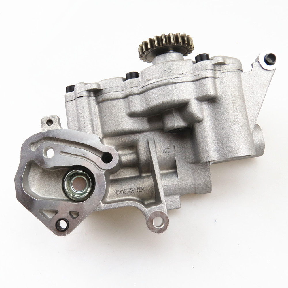 ZUCZUG 1.8t Engine Oil Pump Assembly For VW Golf MK6 Jetta MK6 Passat CC Tiguan Amarok Scirocco Tiguan Seat Leon 06J 115 105 AC oem genuine car parts oil pump assembly 06j 115 105 ac fit vw golf tiguan gti jetta passat engine 1 8tsi 2 0tsi new