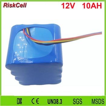 20 unids/lote 12v 10ah lifepo4 batería 12v 10ah de ciclo profundo batería de iones de litio de lifepo4 batería 12v 10ah