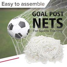 1623002f7 5 Size Soccer Goal Net Football Goal Net Football Soccer Goal Post Net For  Sports Training