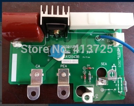 DKA12043B and SNB-H75/P90 inverter igbt module surge absorbing plate altair city 20 white blue