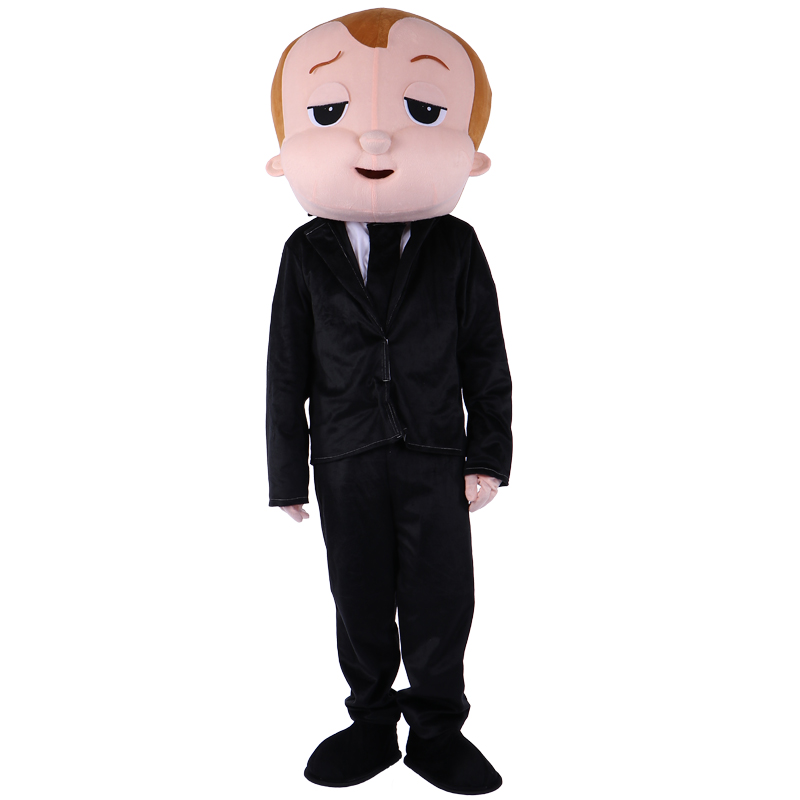 boss baby mascot costume fancy costume cosplay mascot costum carnival costume