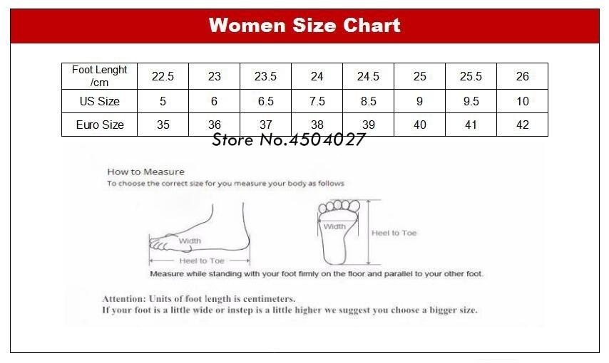 Women size chart-1