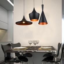 Vintage pulley pendant lights loft style light kitchen dining room lampara lighting fixtures Nordic retro light Spider pendant lamp