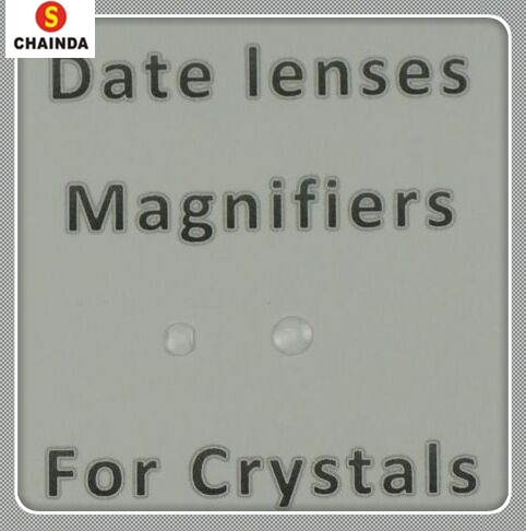 Frete Grátis 50 pcs Bolha Mineral Lens