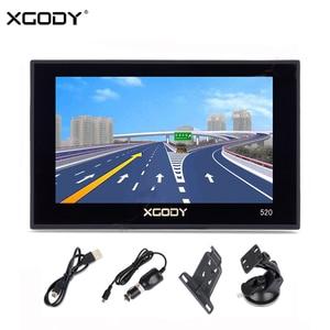 XGODY 520 5 Inch Car GPS Navig