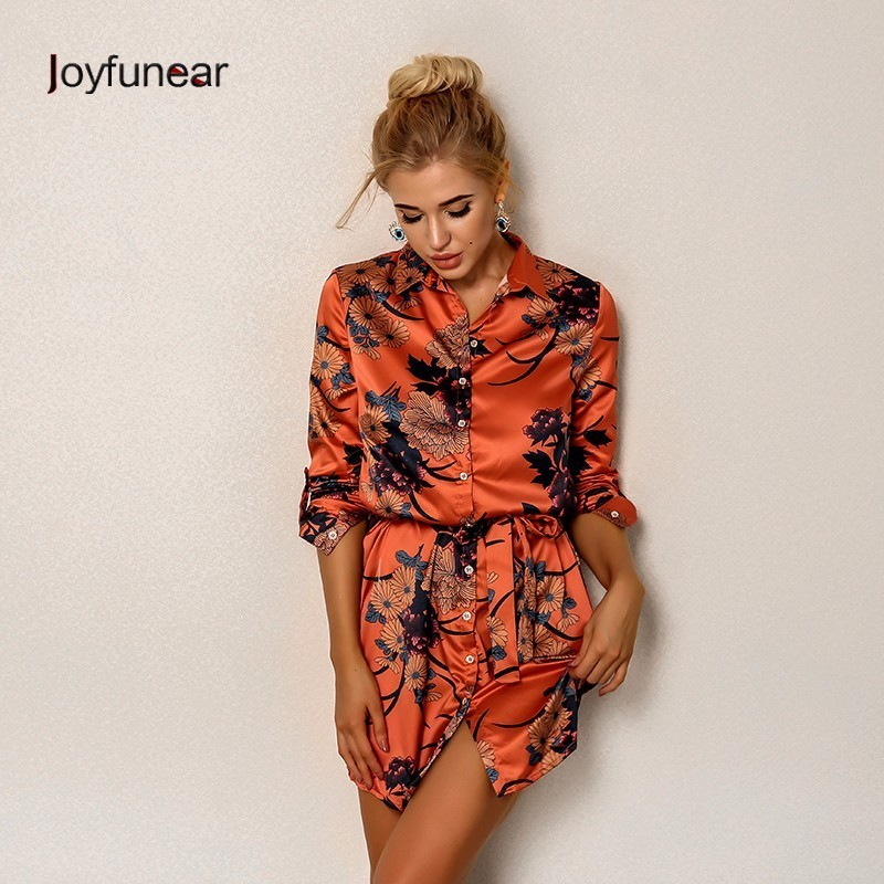 126e8711797 Joyfunear Chiffon Froral Sexy Summer Dress Women 2018 New Bow V Neck Plus  Size Beach Mini Bodycon Dress Party Dresses Vestidos -in Dresses from  Women s ...