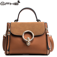 Fashion Ring Design Tote Bags Women Handbags Famous Brands Michael Handbag Fashion Shoulder Bag Obag Bolso