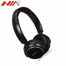 NIA Q1 Originale Bluetooth Cuffia Senza Fili Cinque In Uno Sport Auricolari  Pieghevoli Auricolare con Microfono 2e48fa4264cb