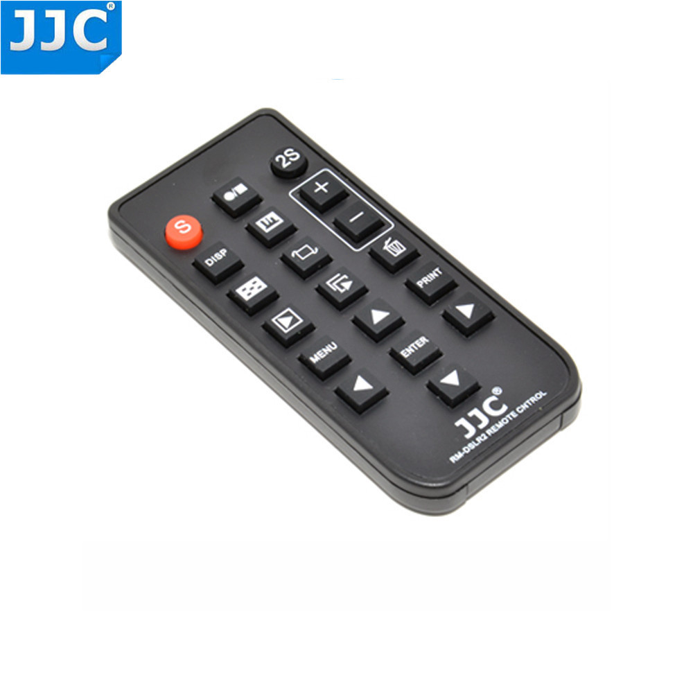цена JJC Wireless Remote Control for SONY A7III A7RIII A57 A77II A7S A7 A7II A7R A7RII A7SII A6000 A99 A6300 A900 Replace RMT-DSLR
