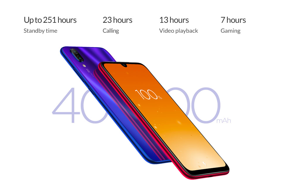 Global Version Xiaomi Redmi Note 7 4GB 64GB Smartphone Snapdragon 660 Octa Core 4000mAh 2340 x 1080 48MP Dual Camera Cellphone-in Cellphones from Cellphones & Telecommunications on Aliexpress.com | Alibaba Group 20