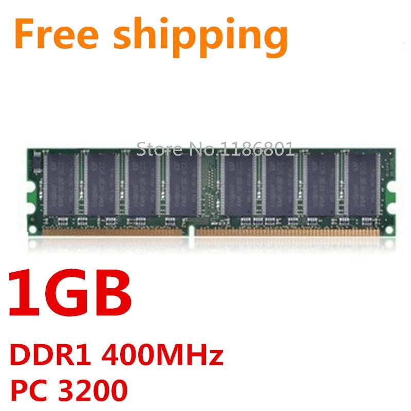 Uue suletud 1GB DDR 400MHz 2GB (1GBX2) PC 3200 lauaarvuti mälu - Arvuti komponendid - Foto 2