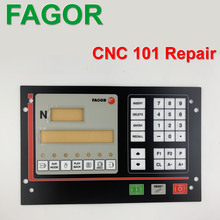 CNC101 FAGOR button panel, key film, the operator panel CNC button repair~do it yourself,New & Have in stock