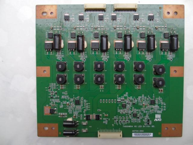 T460HW04 V0 46T04-D04 Good Working Tested for toshiba 46bf1c constant current board t460hw04 v0 led driver bd 46t04 d04 is used
