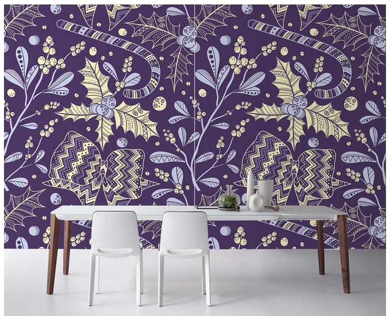 d foto wallpaper d murales de papel tapiz para paredes d material de navidad sin fisuras papel tapiz moderno papel de pared