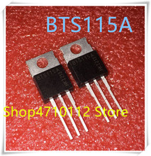NEW 10PCS/LOT BTS115A BTS115 TO-220 IC