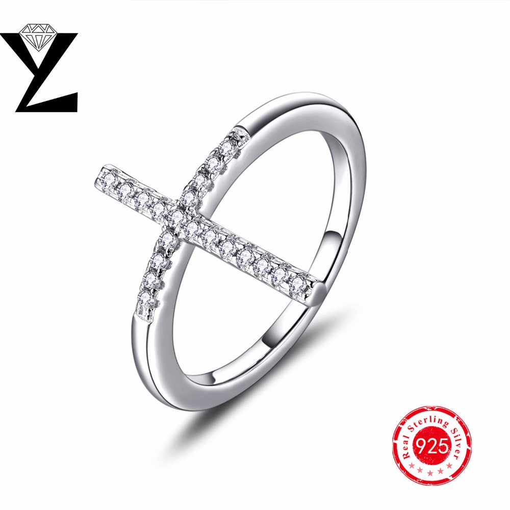 Romantic Real 925 Sterling Silver Halo Ring For Bridesmaid Gift Wedding  Engagement Fashion Finger Rings Jewelry Wholesale