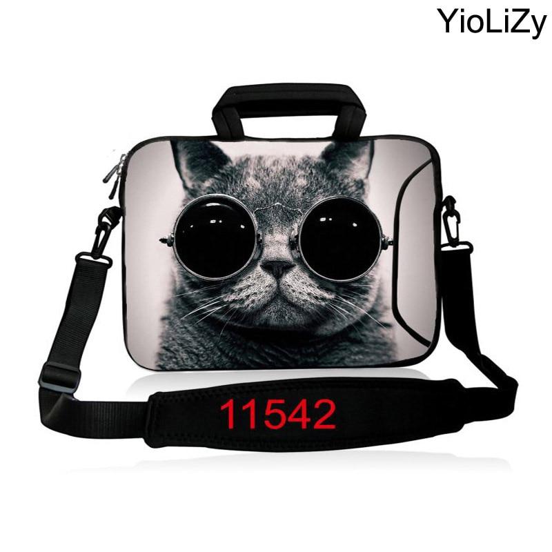 10 12 13 14 15 17 Laptop axelväska 10.1 12.3 13.3 14.1 15.6 17.3 - Laptop-tillbehör - Foto 2