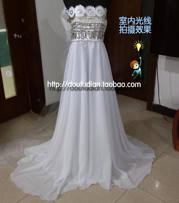 Marinière lune princesse sérénité Tsukino Usagi Costume Cosplay robe de mariée lolita pour robe de soirée pour femmes