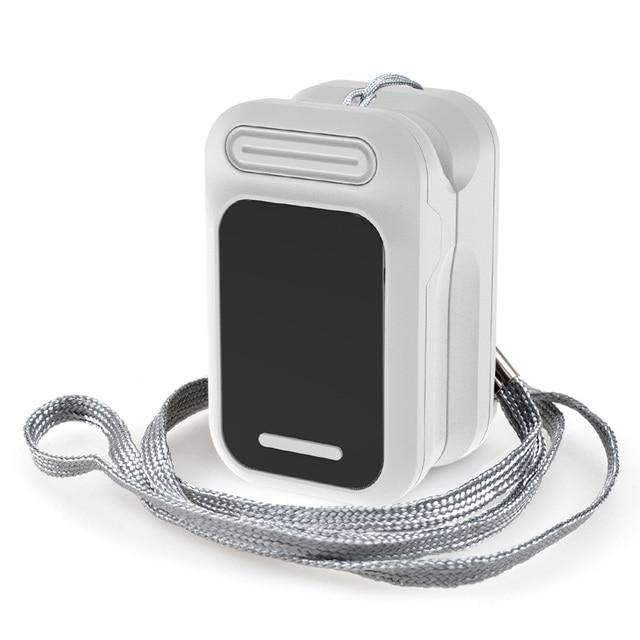 Yonker Medical Portable digital LED Finger Pulse Oximeter Blood Oxygen Saturation Monitor Health Care measure Oximetro 3