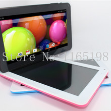 New reach!!! cheap tablet pc 9 inch Allwinner A33 Quad core tablet  dual cameras 0.3MP+2MP Android 4.4 wifi Bluetooth  1GB/8GB