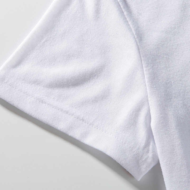 حجم كبير 90s الجمالية الأميرة سنو وايت طباعة القطن الأبيض تي شيرت تقليدي الصيف أفضل س الرقبة عادية رواج نمط تي شيرت