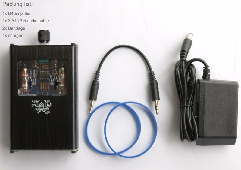 Musik Headphone Portabel AMP 11
