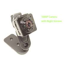 Mini Camcorders SQ9 1080P Full HD 1080P 720P12.0MP Smallest Sport DV Video Recorder Camera Cam DVR w/ Motion Detection