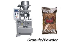 Automatic Vertical Plastic Bag Washing Spice Coffee Milk Detergent Granule Powder Sachet Filling Sea