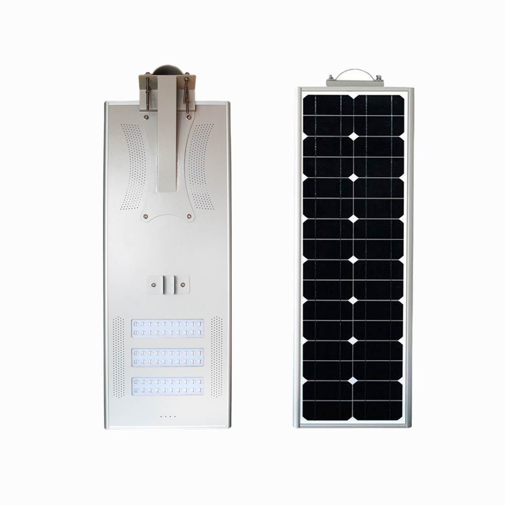 high lumen 60W all in one solar street light south africa for commerical lighting residential lighting south africa