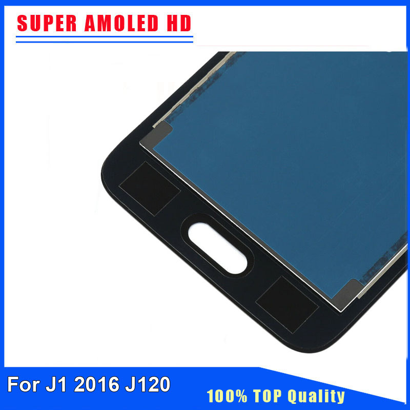 LCD Display Touch Screen Digitizer For Samsung Galaxy J1 2016 J120 J120M 4.3LCD Display Touch Screen Digitizer For Samsung Galaxy J1 2016 J120 J120M 4.3