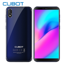 Cubot J3 PRO 5.5 Inch 4G Android Mobile Phone 13MP+2MP Dual Rear Camera MT6739 Fingerprint Quad Core 1GB RAM 16GB ROM Smartphone