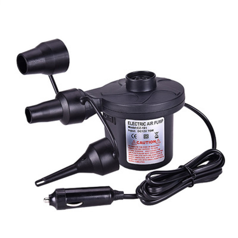 Dc 12v 3500pa Electric Air Pump 300l Min For Air Mattress