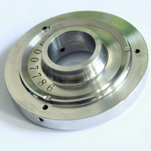 цена на water jet spares bushing retainer flange Parts No.05007786 suit for KMT waterjet cutting of metals