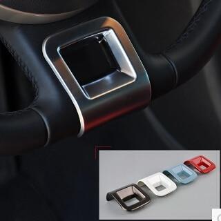 Steering Wheel Trim Cover Sticker Decor For Volkswagen 13