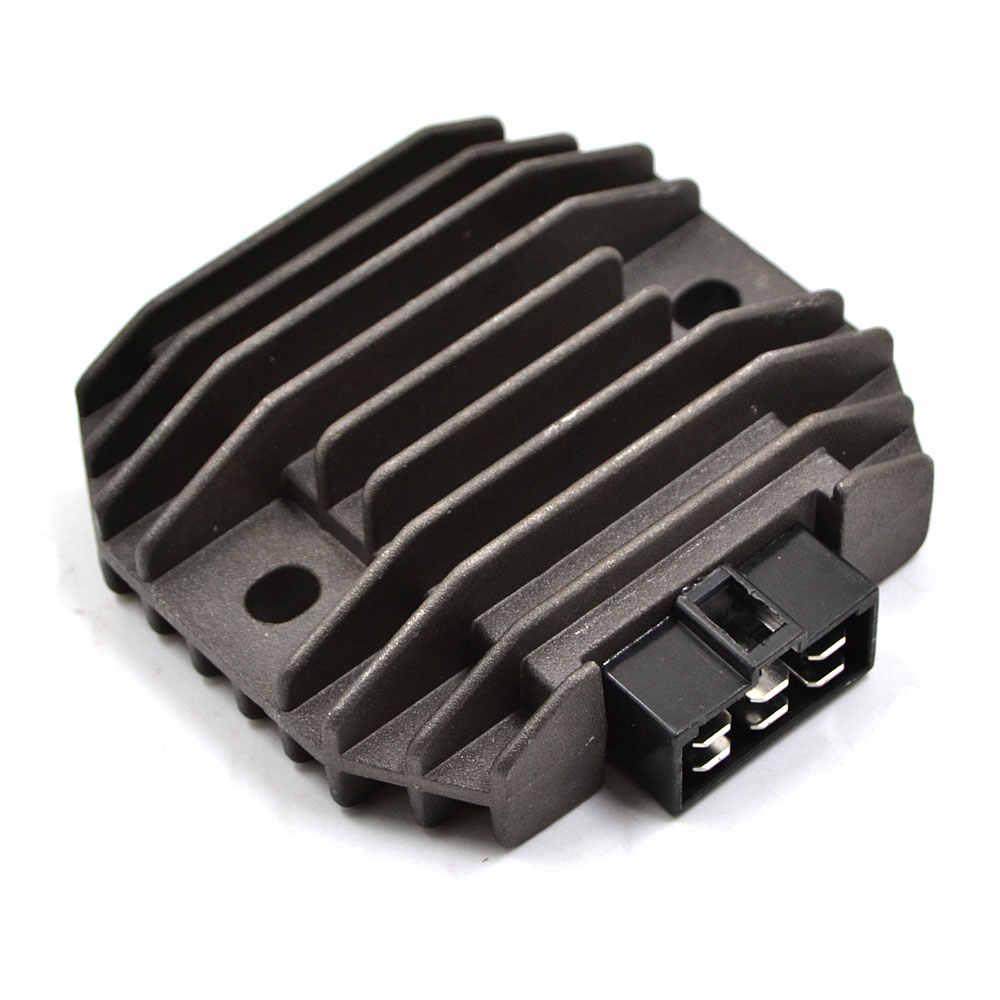 Мотоцикл Металлический Напряжение Регулятор выпрямителя Для KAWASAKI ZZR600 ZX600D ZXR400 ZZR600 KLF300 GPZ600 ZL600 VN750 KLF300 KEF300
