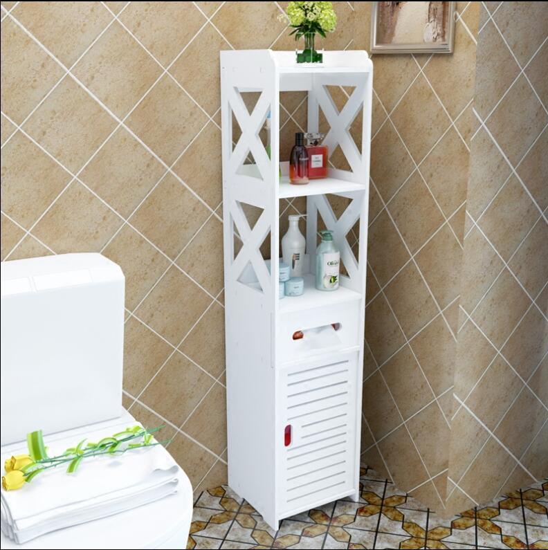 Bathroom racks, closestool side cabinets, restrooms, floor lockers