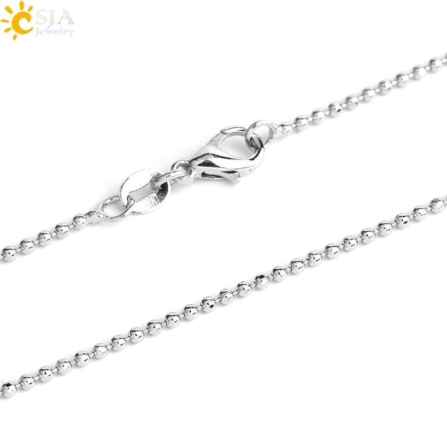 白k珠链.