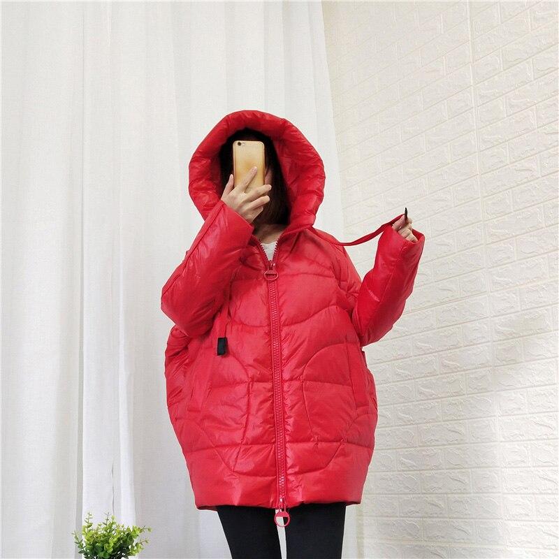 Coat Jacket Duck Hooded