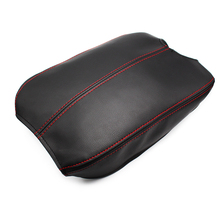 for Honda Accord 8th Gen 2008 2009 2010 2011 2012 2013 Center Console Armrest Box Cover Microfiber Leather Protection Pad стоимость
