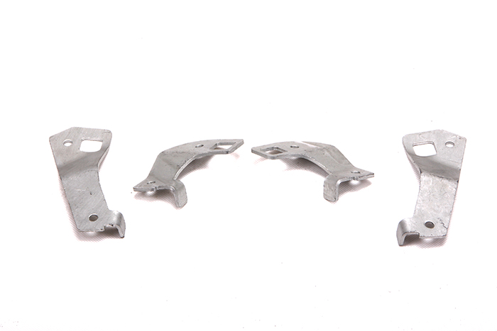 Brake hose clip mounting bracket stationary barrier steady rest for Jeep Wrangler JK 2007-2015 4X4 offroad accessories