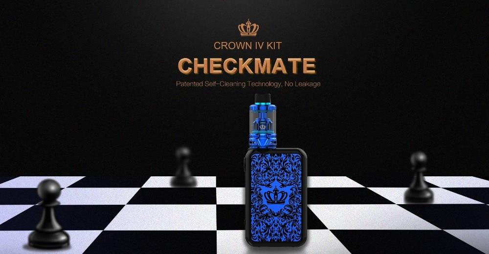 UWELL Crown 4 Vape Kit