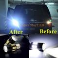 Par 6000 K Branco 1156 P21W Chips CREE Nenhum Erro LED Car invertendo luz da cauda lâmpada traseira para volkswagen vw transporter t4 t5