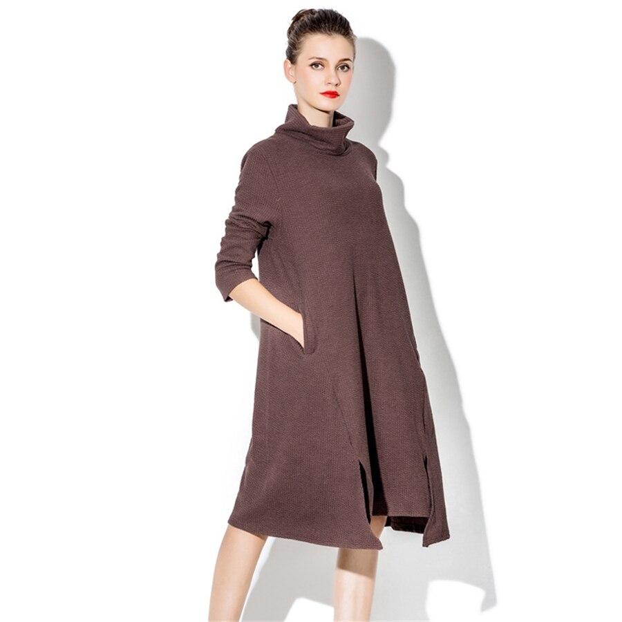 frauen schwangere dress umstandsmode winter schwangerschaft maternidad  kleider elegante warme baumwolle dame dress frau kleidung 705604