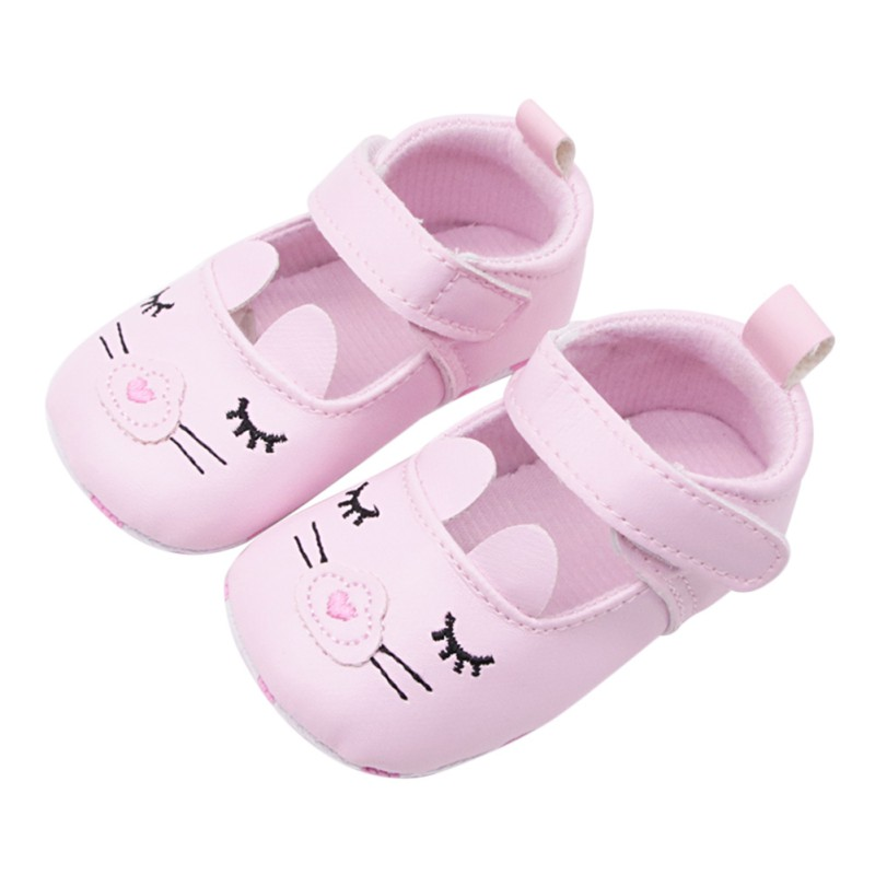 Blinking Cartoon Print Princess Shoes Baby Shoes Baby Toddler Shoes  Baby Shoes Girls Baby Moccasins