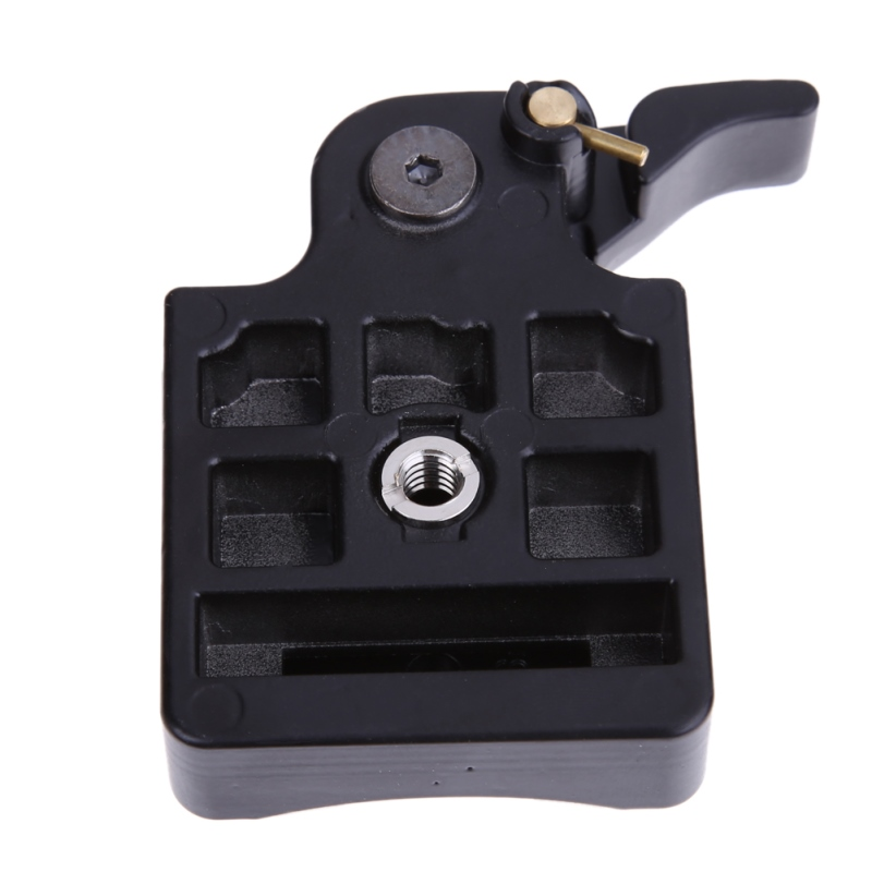Universal Quick Release Plate SLR DSLR Camera Lens Tripod Clamp Plate Adapter Tripod Monopods For Tripod Mount Screw