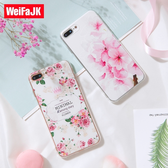 coque iphone 7 blossom