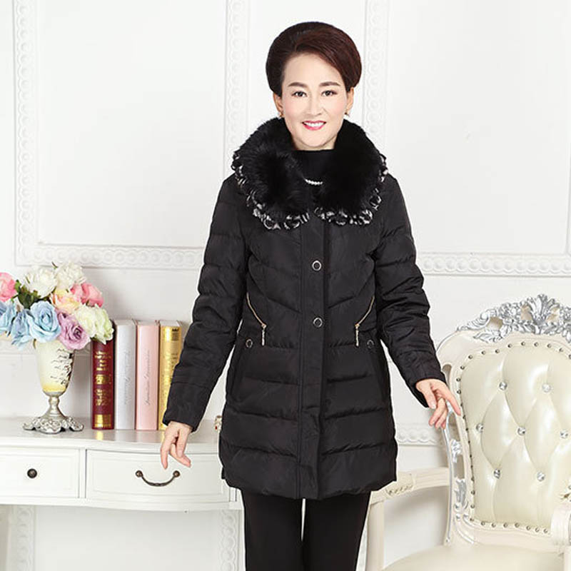 5XL 6xl 7xL 8xl 9xl p2016 fine women down jacket in elderly increasing fertilizer han edition cultivate one's morality P8288 free shipping to women new winter down jacket large collars thickening ms cultivate one s morality