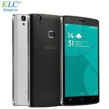 "Original Doogee X5 MAX Pro 4G LTE Smartphone 5.0 ""Android 6.0 MTK6737 Quad Core Teléfonos móviles 2 GB + 16 GB 8.0MP OTG 4000 mAh Touch ID"