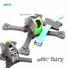 5″ FPV Racing GEPRC GEP-IX5 200 mm Carbon Fiber Quadcopter Racer Quad Drone Frame QAV-X QAV210 Martian THOR210 Loki X5 iX5