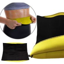 Women s Body Shaper Slimming Sweat Neoprene Sauna Shapers Slimming Belt Waist Cincher Girdle for font
